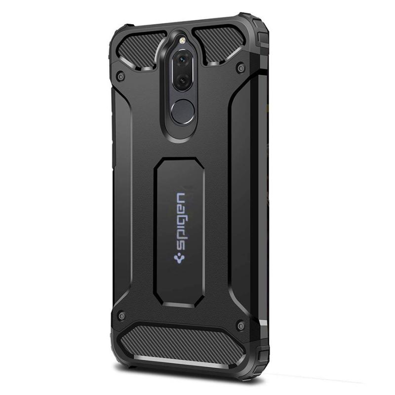 Бронированный противоударный TPU+PC чехол SPIGEN (HC) для Huawei Mate 10 Lite