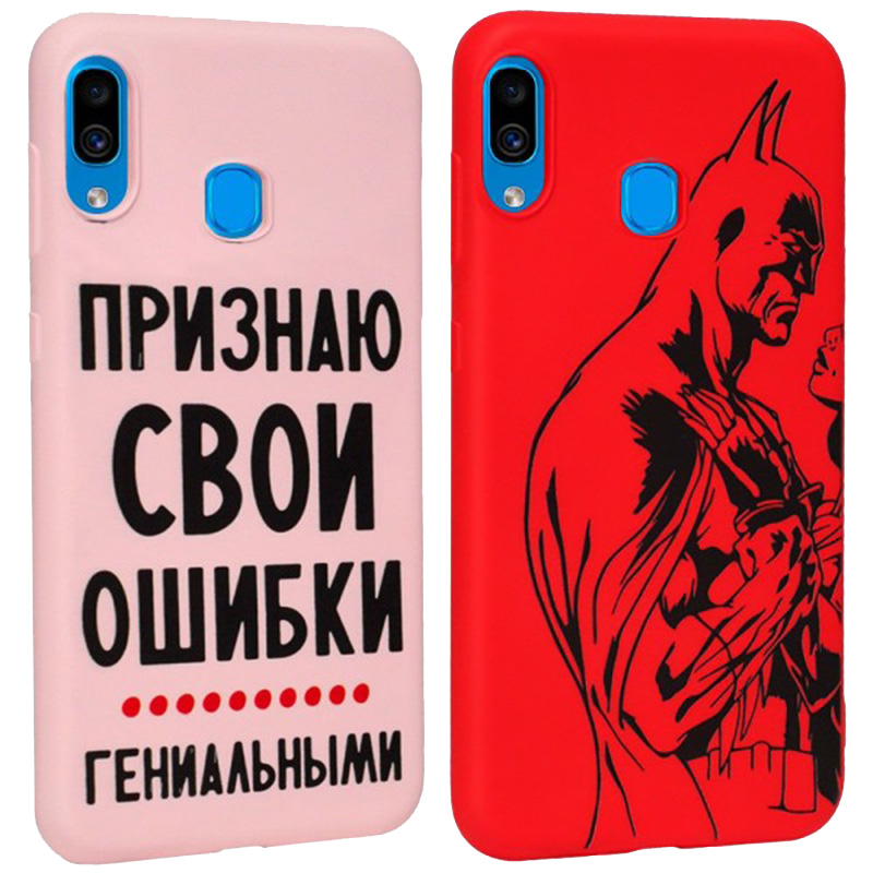 TPU чехол Viva Print для Samsung Galaxy A40 (A405F)