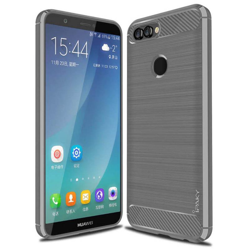 TPU чехол iPaky Slim Series для Huawei P smart   Enjoy 7S ee59be9cb8184