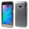 TPU чехол Mercury iJelly Metal series для Samsung J120F Galaxy J1 (2016)