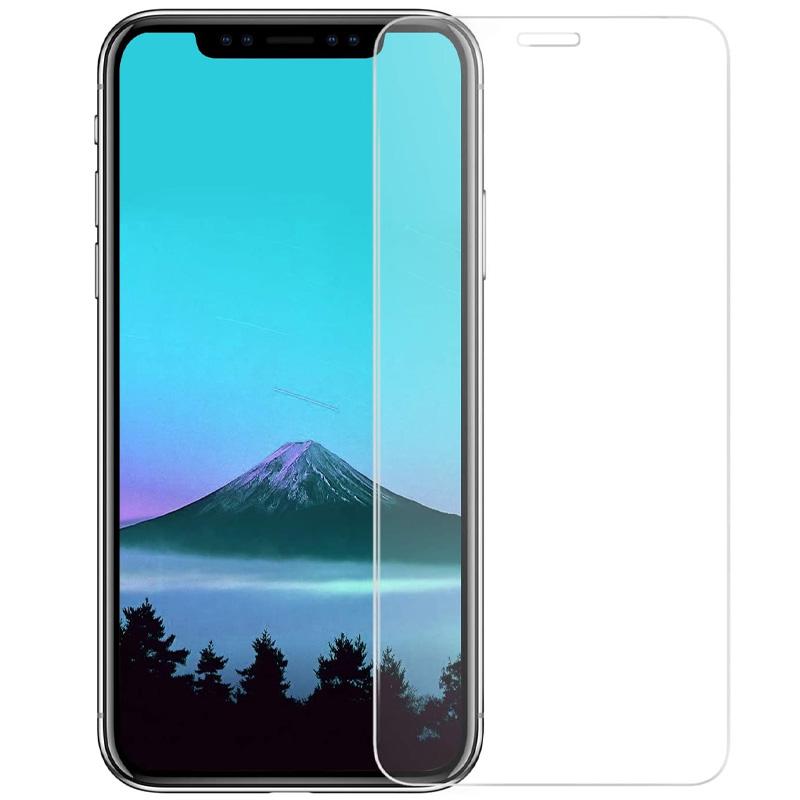 """Полимерная пленка 3D Clear (full glue) (тех.пак) для Apple iPhone 11 Pro (5.8"""") / X / XS"""
