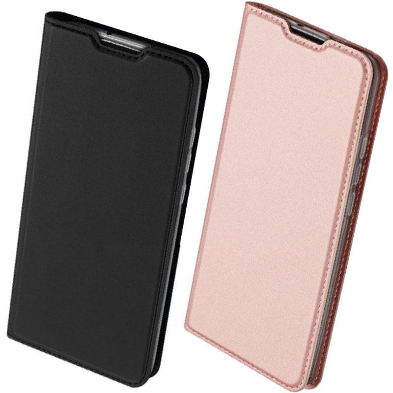 Чехол-книжка Dux Ducis с карманом для визиток для Xiaomi Mi Note 10 Lite
