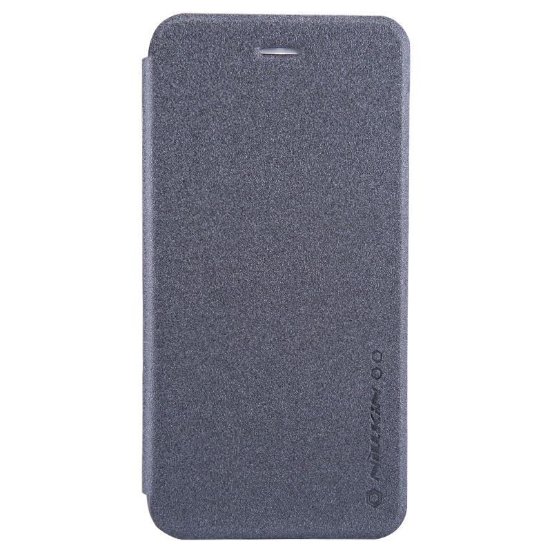 Кожаный чехол (книжка) Nillkin Sparkle Series для HTC Desire 12