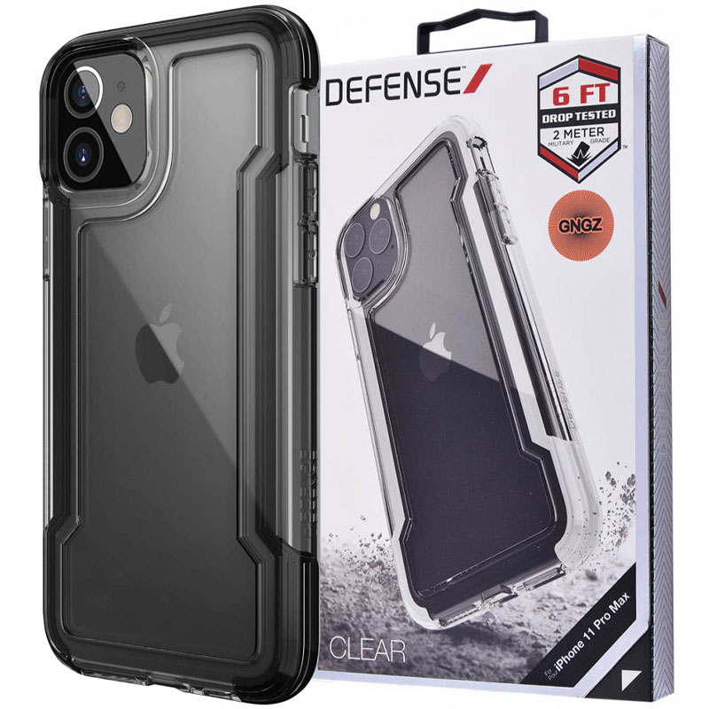 "Чехол Defense Clear Series (TPU+PC) для Apple iPhone 12 mini (5.4"")"