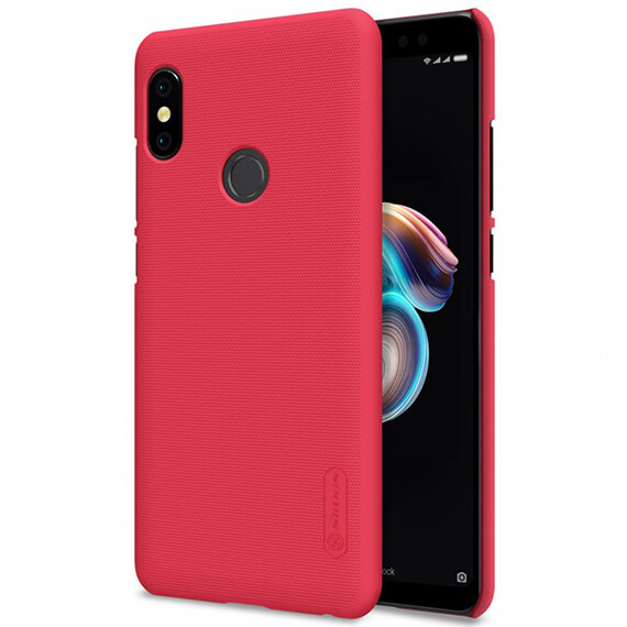 Чехол Nillkin Matte для Xiaomi Redmi Note 5 Pro / Note 5 (DC)