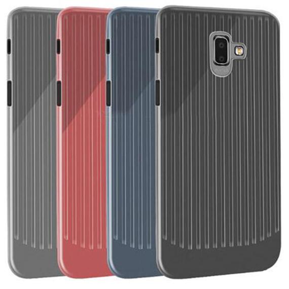 TPU чехол Grill для Samsung Galaxy J6+ (2018) (J610F)