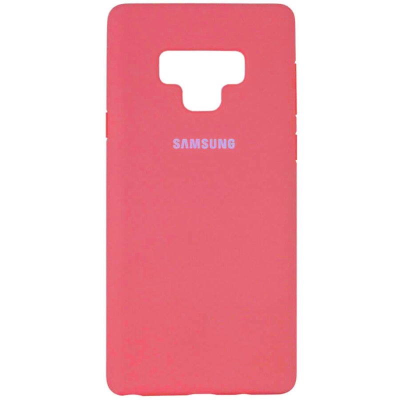 Чехол Silicone Cover Full Protective (AA) для Samsung Galaxy Note 9