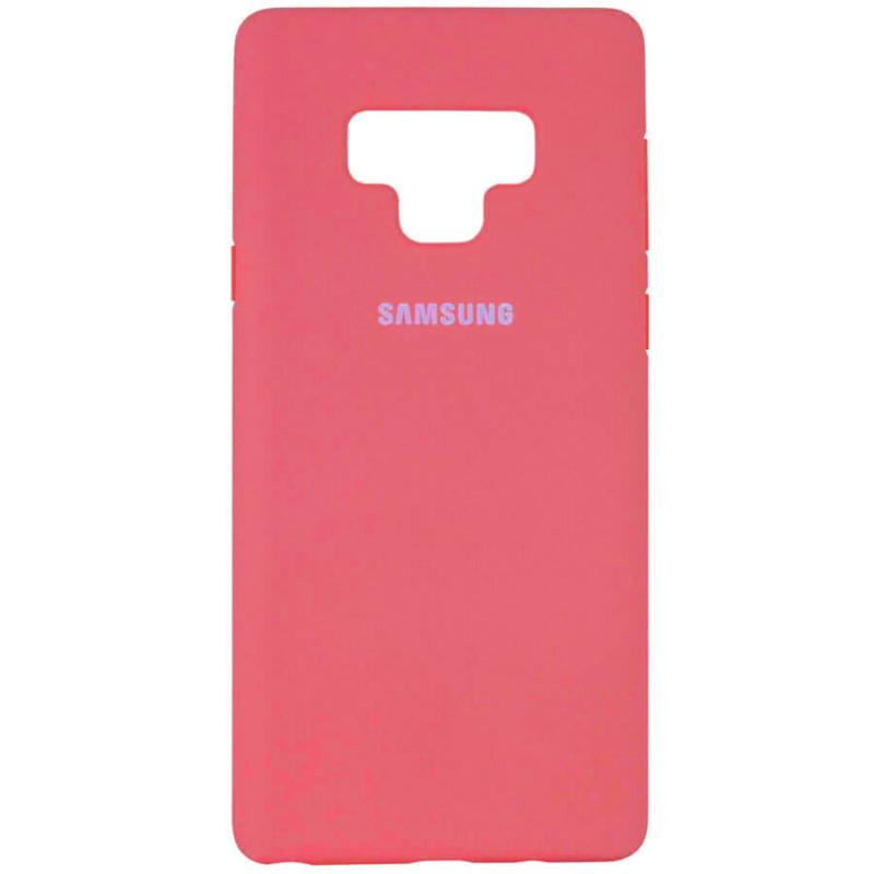 Чехол Silicone Case Full Protective для Samsung Galaxy Note 9