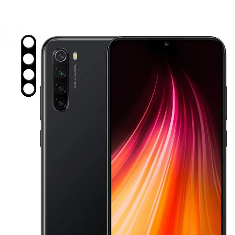 Гибкое ультратонкое стекло Epic на камеру для Xiaomi Redmi Note 8 / Note 8T