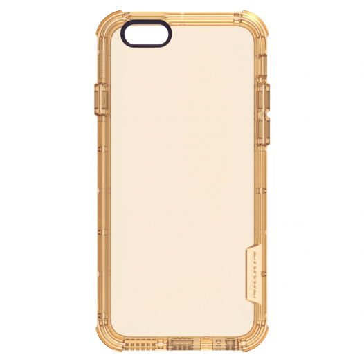 TPU чехол Nillkin Crashproof Case Series для Apple iPhone 6/6s (4.7