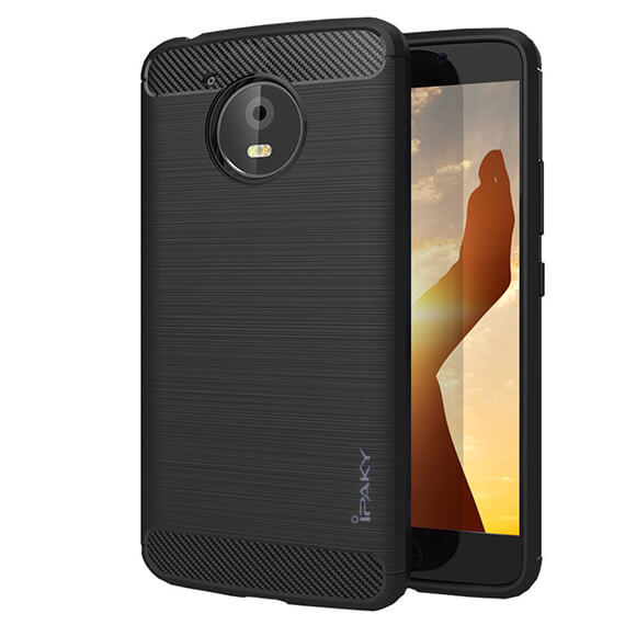 TPU чехол iPaky Slim Series для Motorola Moto E4 Plus