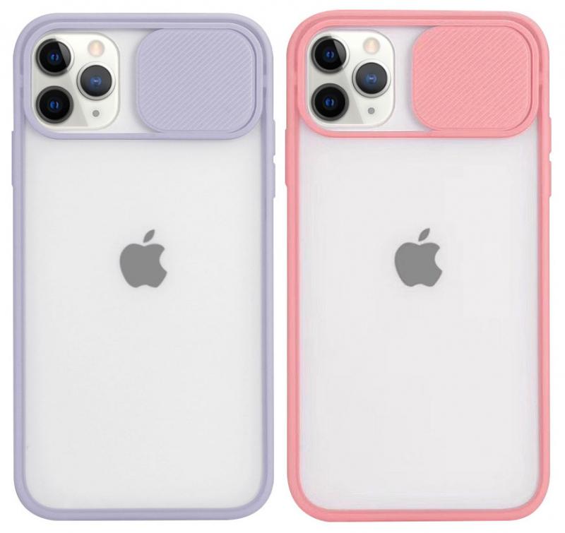 "Чехол Camshield mate TPU со шторкой для камеры для Apple iPhone 11 Pro Max (6.5"")"
