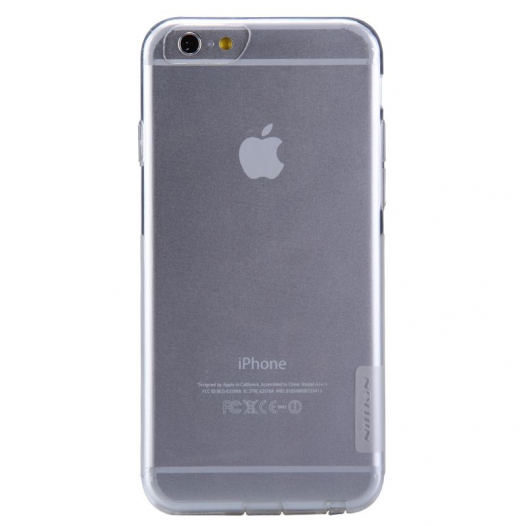 TPU чехол Nillkin Nature Series для Apple iPhone 6/6s (4.7