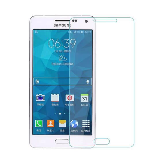 Защитная пленка Nillkin Crystal для Samsung A500H / A500F Galaxy A5