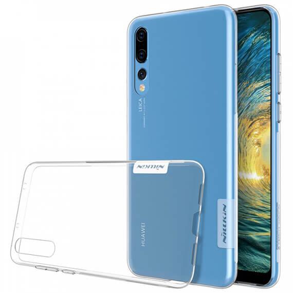 TPU чехол Nillkin Nature Series для Huawei P20 Pro