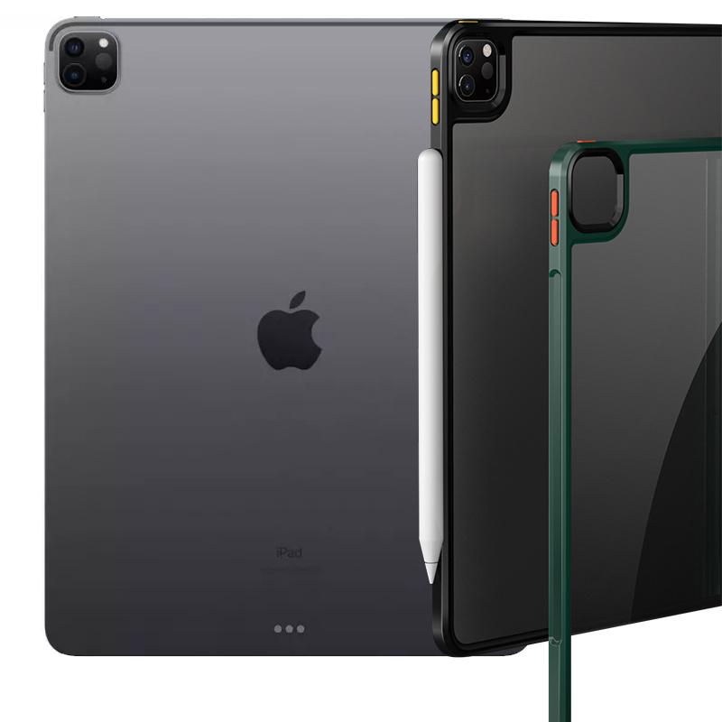 "TPU+PC чехол LikGus Maxshield для Apple iPad Pro 12.9"" (2020) (тех.пак)"