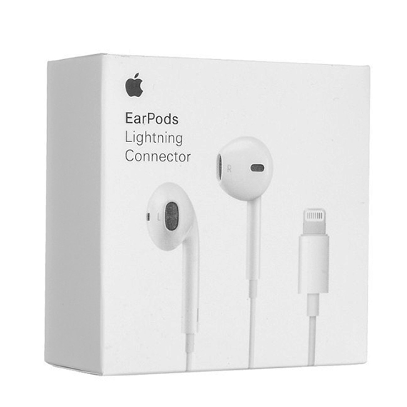 Наушники Apple EarPods with Lightning Connector (Original)