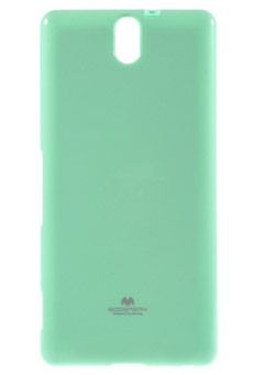 TPU чехол Mercury Jelly Color series для Sony Xperia C5 Ultra