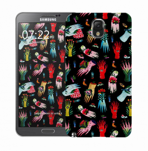Чехол «Hands» для Samsung Galaxy Note 3 N9000/N9002