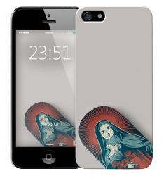 Защитное стекло Ultra 0.33mm для Apple iPhone 5/5S/SE (картонная упаковка)