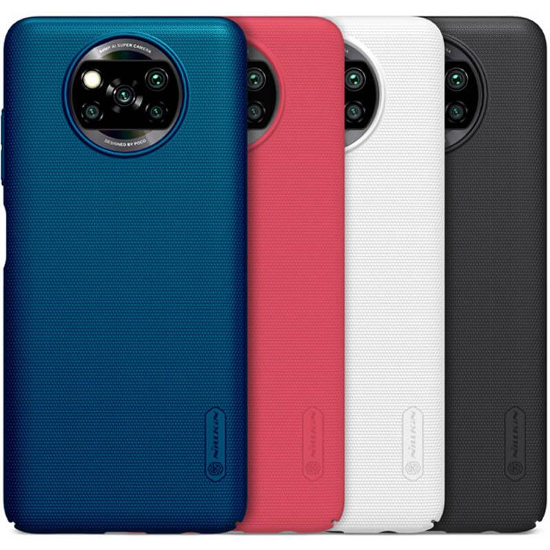 Чехол Nillkin Matte для Xiaomi Poco X3 NFC / Poco X3 Pro