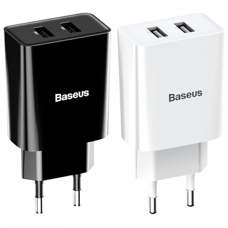 СЗУ Baseus Speed Mini Dual U 10.5W 2USB