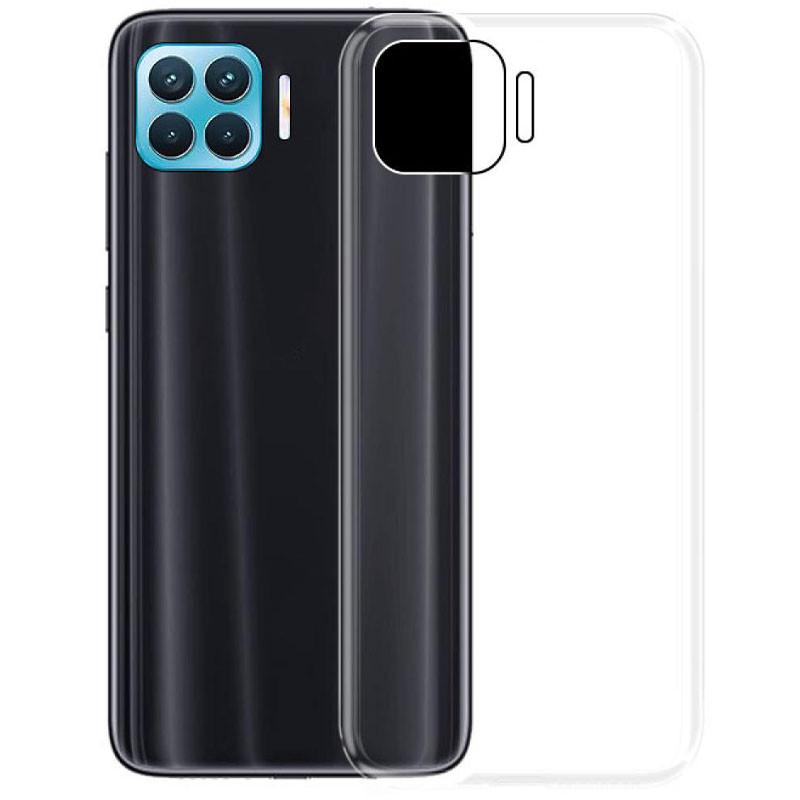 TPU чехол Epic Transparent 1,0mm для Oppo Reno 4 Lite