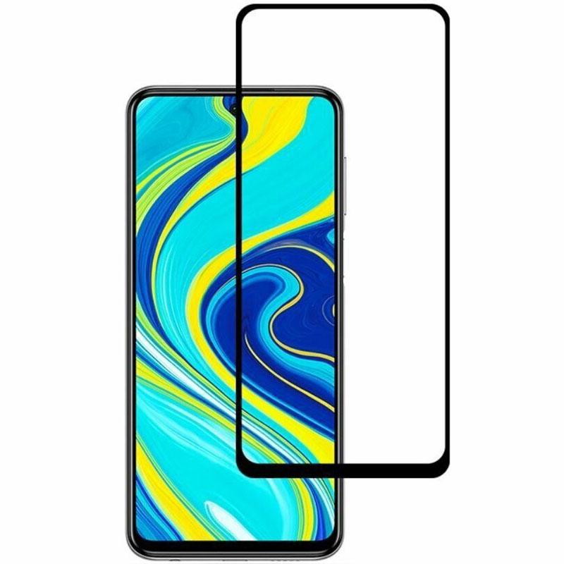 Защитное стекло Privacy 5D (full glue) для Xiaomi Redmi 9 / Poco M3 / Note 9 4G / Redmi 9T