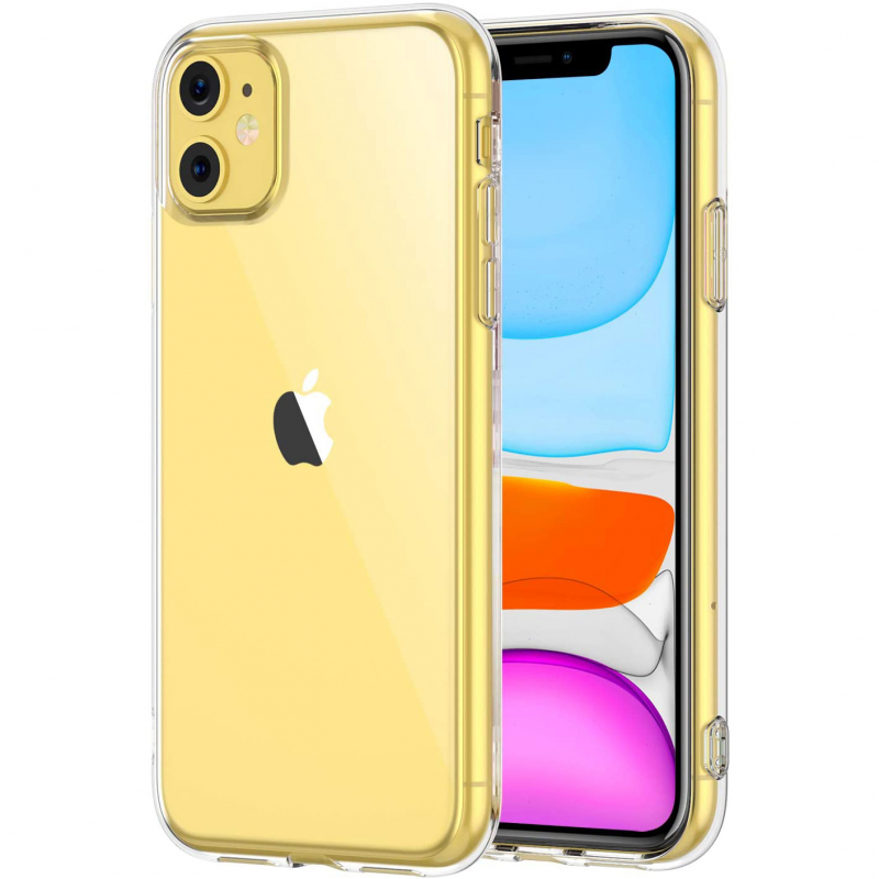"TPU чехол Epic Transparent 1,0mm для Apple iPhone 11 (6.1"")"