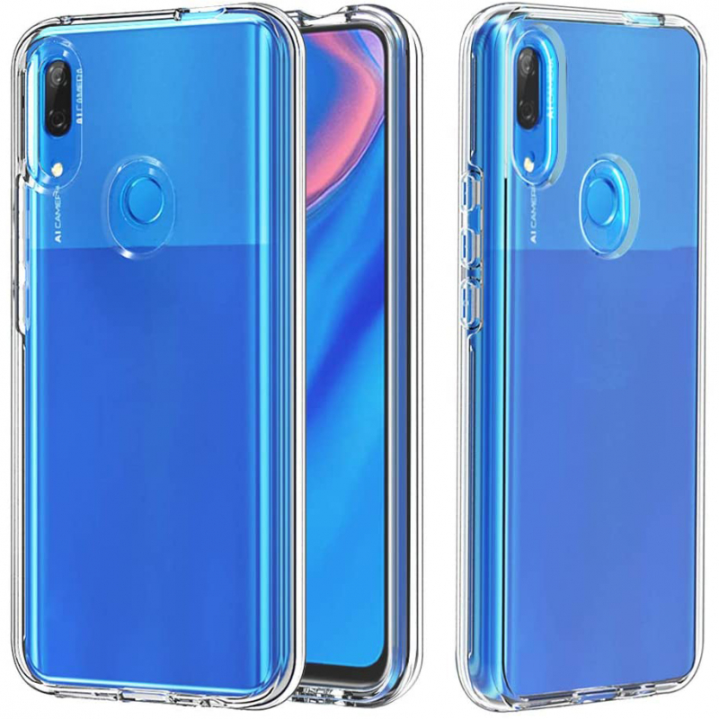 TPU чехол Epic Transparent 1,0mm для Huawei Y6s (2019)
