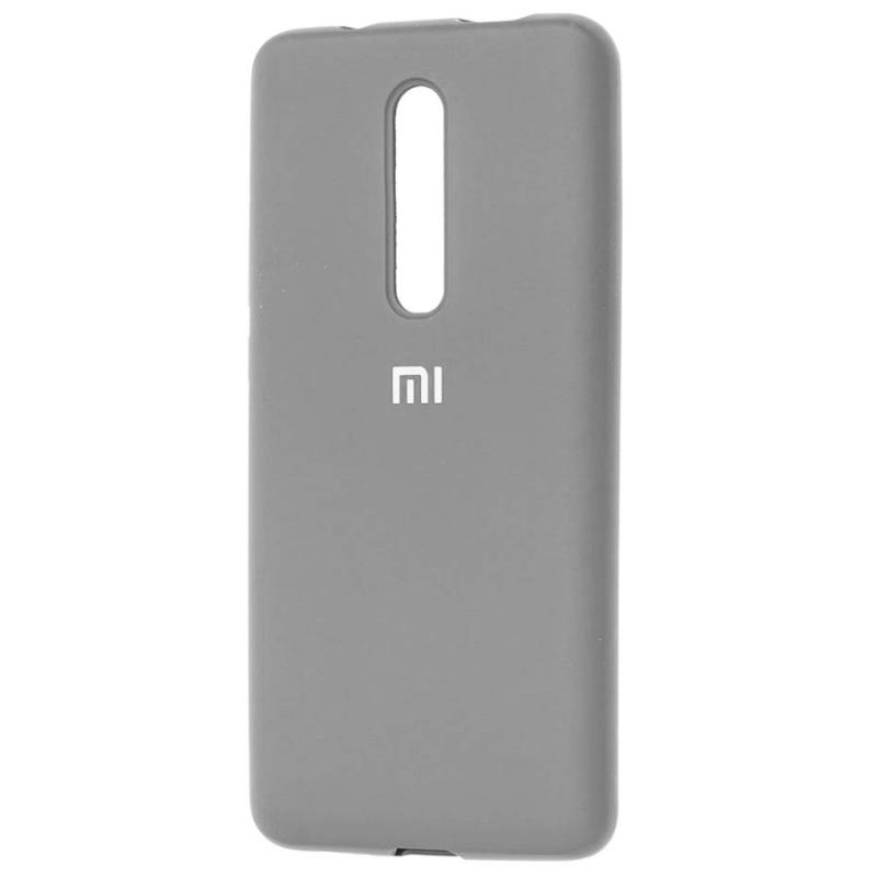 Чехол Silicone Case Full Protective для Xiaomi Redmi K20 / K20 Pro / Mi9T / Mi9T Pro
