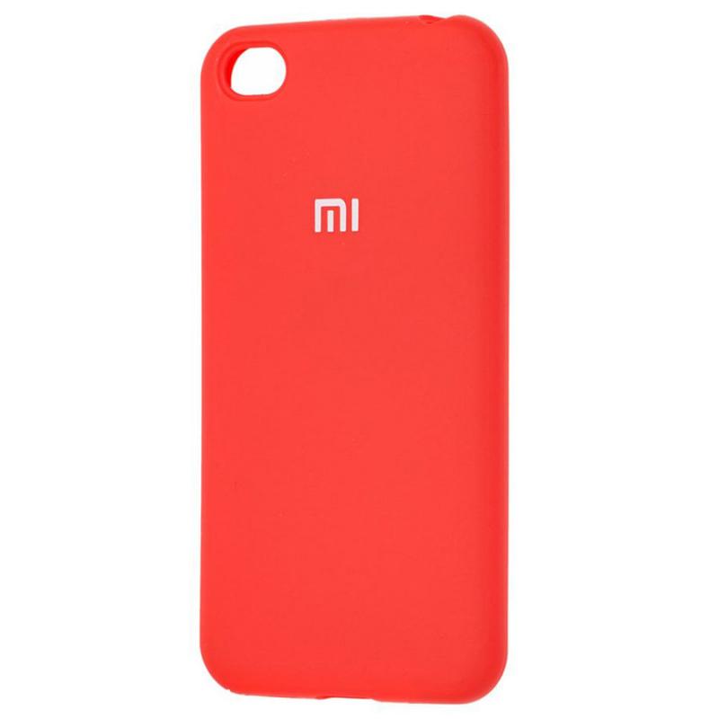 Чехол Silicone Case Full Protective для Xiaomi Redmi Go