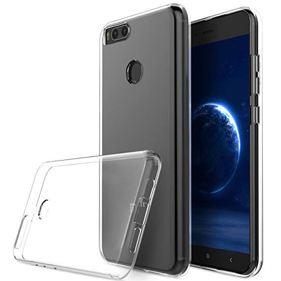 TPU чехол iPaky Clear Series (+стекло) для Huawei Y5 (2018) / Y5 Prime (2018)