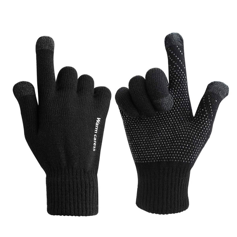 Перчатки сенсорные Warm caress (нескользящие)