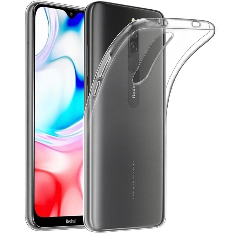 TPU чехол Epic Transparent 1,0mm для Xiaomi Redmi 8
