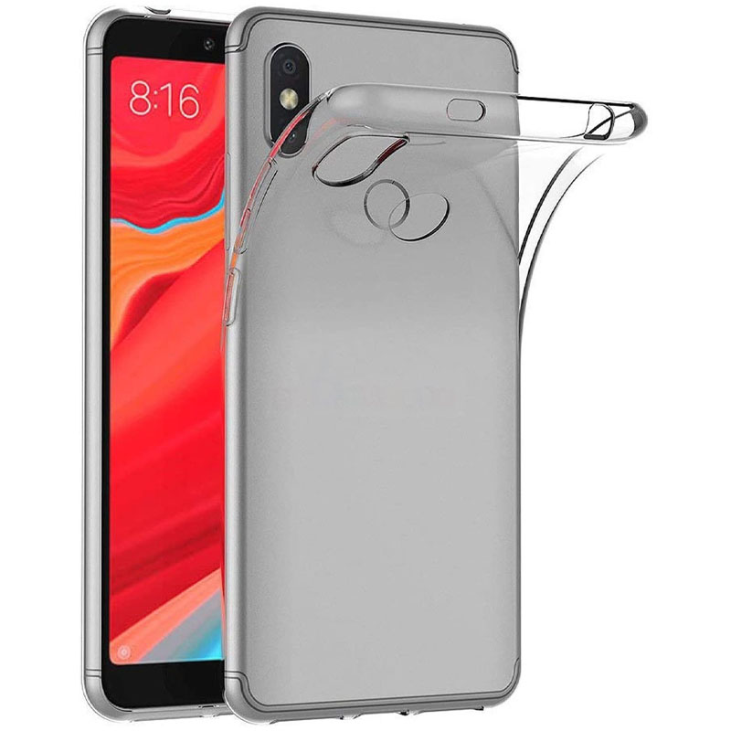 TPU чехол Epic Transparent 1,0mm для Xiaomi Redmi S2
