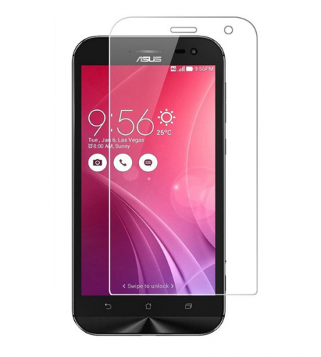 Защитное стекло Ultra Tempered Glass 0.33mm (H+) для Asus Zenfone Zoom (ZX551ML) (карт. упак)