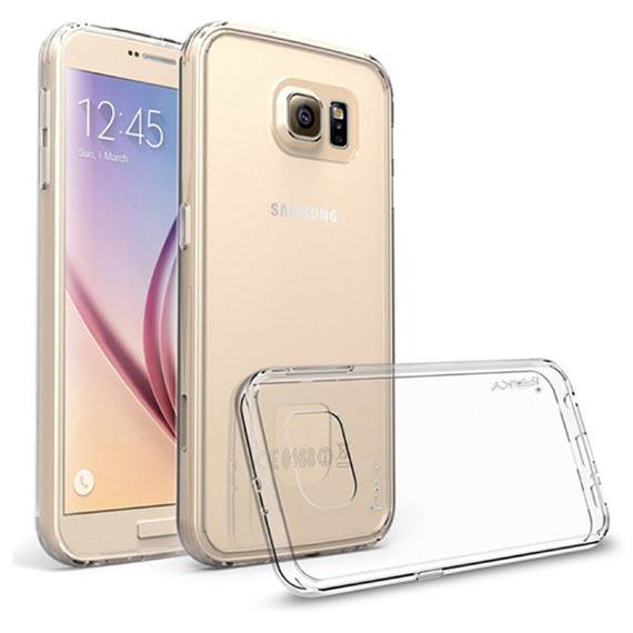 TPU чехол iPaky Clear Series (+стекло) для Samsung G930F Galaxy S7