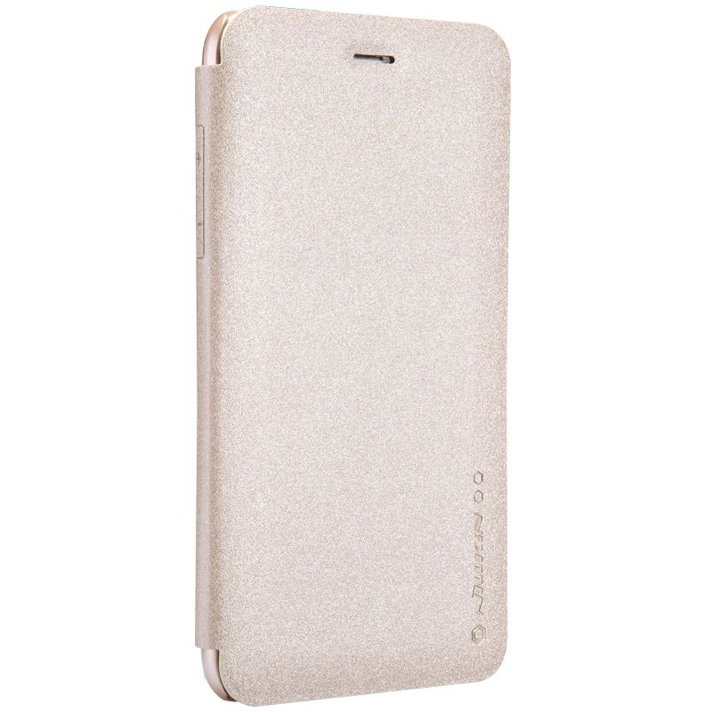 Кожаный чехол (книжка) Nillkin Sparkle Series для Sony Xperia L3
