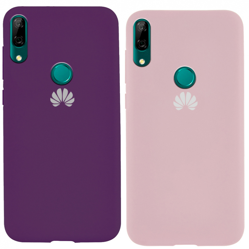 Чехол Silicone Cover Full Protective (AA) для Huawei P20 Lite