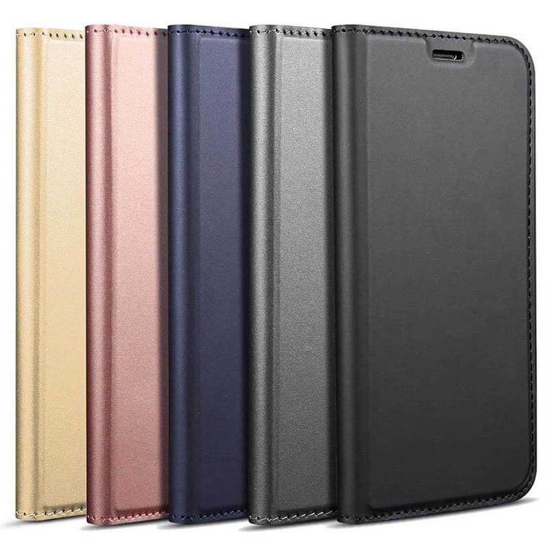 Чехол-книжка Dux Ducis с карманом для визиток для Samsung Galaxy S20+
