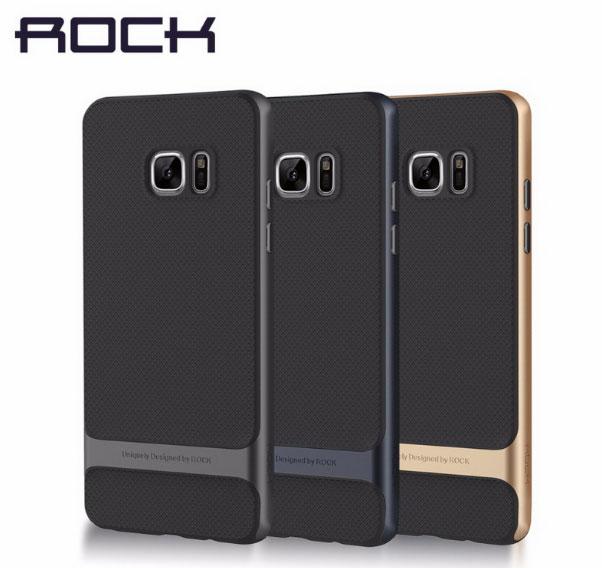 TPU+PC чехол Rock Royce Series для Samsung N935 Galaxy Note Fan Edition