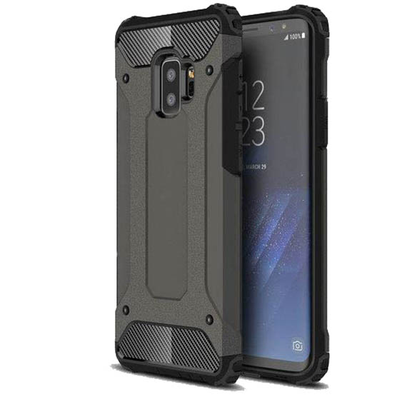 Бронированный противоударный TPU+PC чехол Immortal для Samsung Galaxy J2 Core (2018)