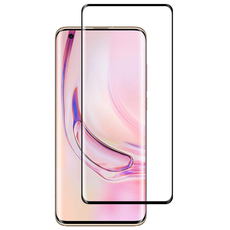 Защитное цветное 3D стекло Mocoson (full glue) для Xiaomi Mi 10 Ultra