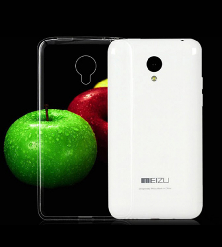TPU чехол Ultrathin Series 0,33mm для Meizu M2 / M2 mini