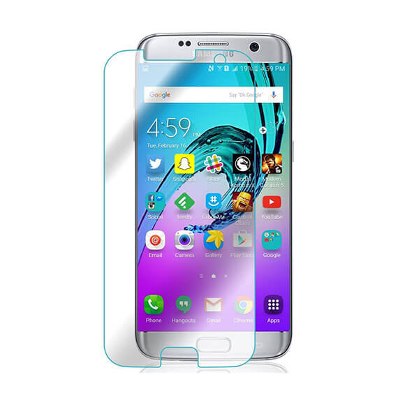 Защитное стекло Ultra 0.33mm для Samsung G935F Galaxy S7 Edge (карт. уп-вка)