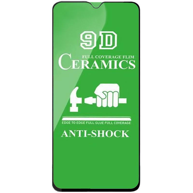 Защитная пленка Ceramics 9D для Xiaomi Redmi Note 8 Pro