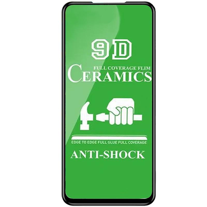 Защитная пленка Ceramics 9D для Xiaomi Redmi Note 9s / Note 9 Pro / Note 9 Pro Max