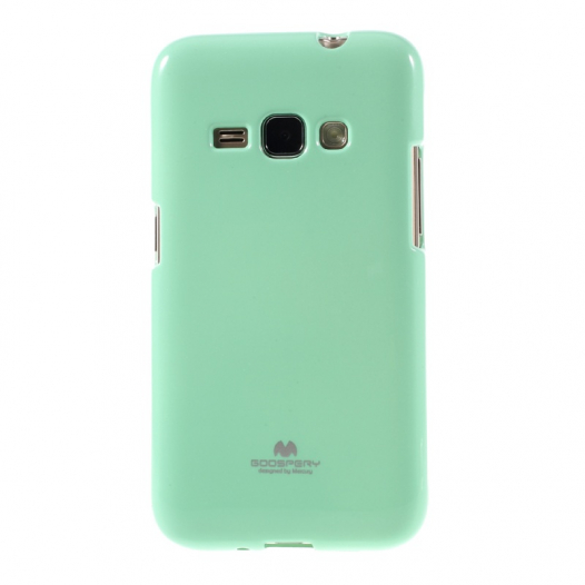 TPU чехол Mercury Jelly Color series для Samsung J120F Galaxy J1 (2016)