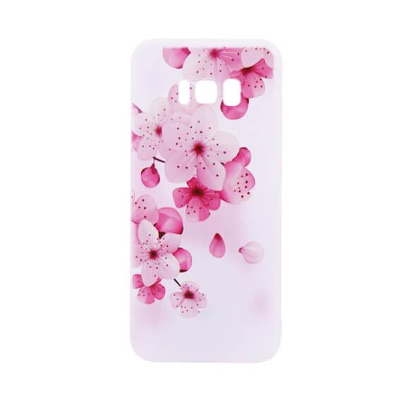 TPU чехол матовый soft touch для Samsung G950 Galaxy S8